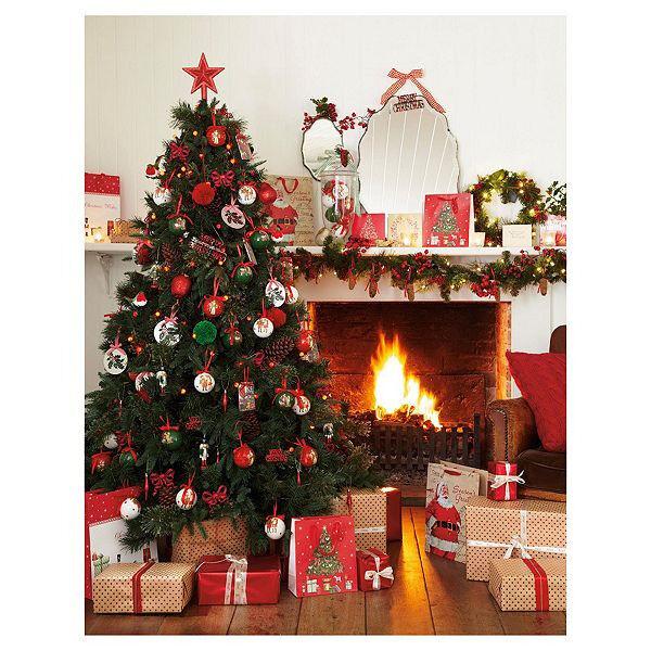 Charming Tesco Direct Christmas Decorations Part - 11: Tesco Finest 6ft Aspen Christmas Tree