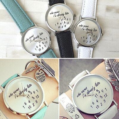 orologio donna who cares