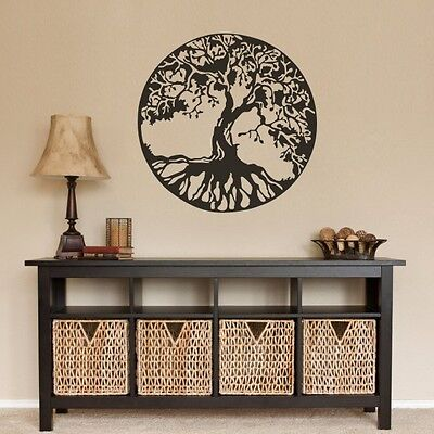 Celtic Tree of Life Wall Decal Inspirational Removable Baby Room Vinyl Art  Decor