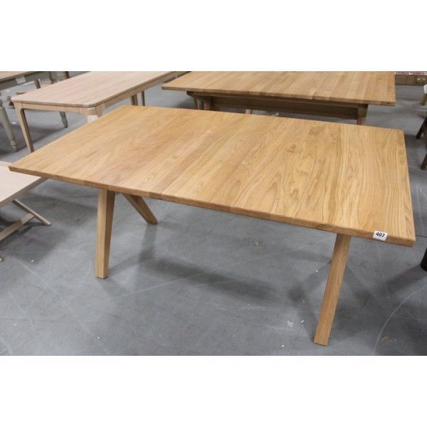 Superior Bethan Gray For John Lewis Noah 4 8 Seater Extending Dining Table   New (