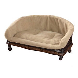 Luxury Wicker Couch For Dogs Cats Dog Beds Dog Sofa Best