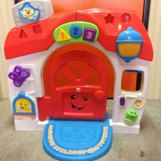 Kids Play Door & Large Play Gym with Sprinkler Bar | Toys - Outdoor | Gumtree ...