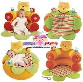 Mothercare baby play mat gym nest sit me up