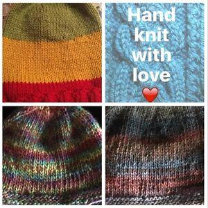 Grama's knitting