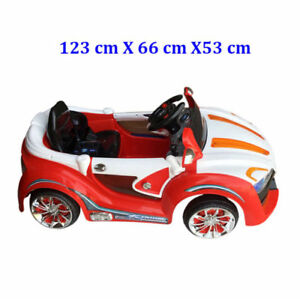 Children Four-Wheel Battery Operated Electric Ride-On Car $250