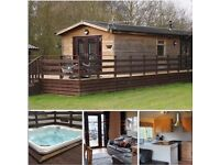 Cedar lodge - Tattershall lakes - Hottub