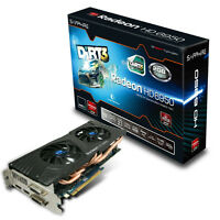 SAPPHIRE HD 6950 2GB GDDR5 Dirt3 Ed. PCI-Express Graphics Card