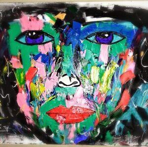 Peinture à l'huile by Mario Garcia