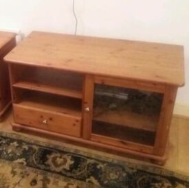 LOVELY TV UNIT WITH STORAGE