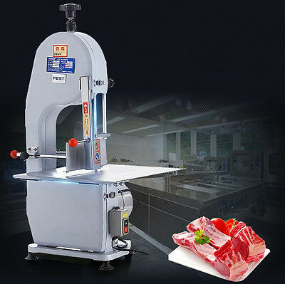 Automatic Bone Sawing Machinefrozen Meat Bone Cutter Food Cutting Machine 220v