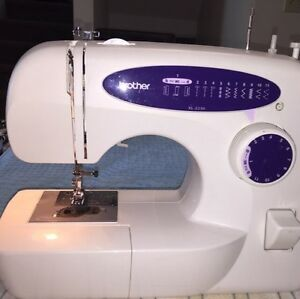 Brother Sewing Machine with Accessories