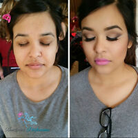 80$ FULL BRIDAL MAKEUP PACKAGE! Airbrush Makeup Also Available