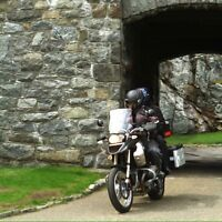 Motorcycle rider coaching / training / lessons