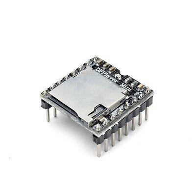 5pcs Tf Card U Disk Mini Mp3 Player Audio Voice Module Arduino Dfplay Min Board
