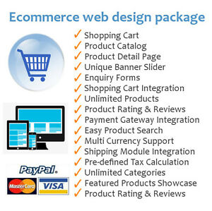 Web Shop Design Regina Regina Area image 1