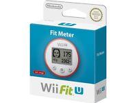Nintendo Wii U Fit Meter - Red