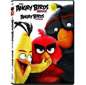 NEW DVD Angry Birds Movie MOVIES 100529563