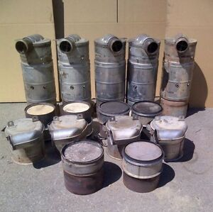 $$CASH FOR DPF'S AND SCR'S FROM MEDIUM DUTY/HEAVY TRUCKS $$