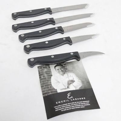 Emeril Lagasse 5-Part Kitchen Knife Set