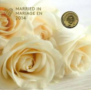 MONNAIE / CANADA / 2014 / MARRIED IN / 1 kit /