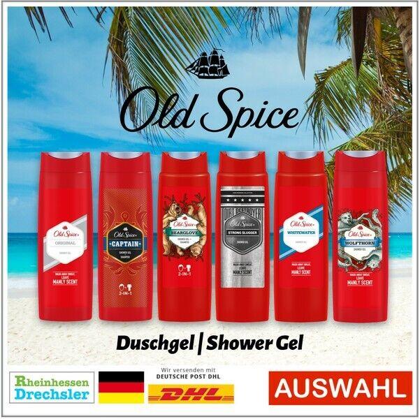Old Spice Duschgel Shower Gel für Männer AUSWAHL