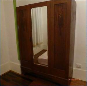 Large wardrobe with mirror Parramatta Parramatta Area Preview