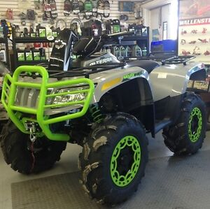2018 Textron Off Road ALTERRA MUDPRO 700 LTD EPS