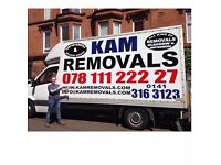 Best REMOVALS KAM REMOVALS Man and Van