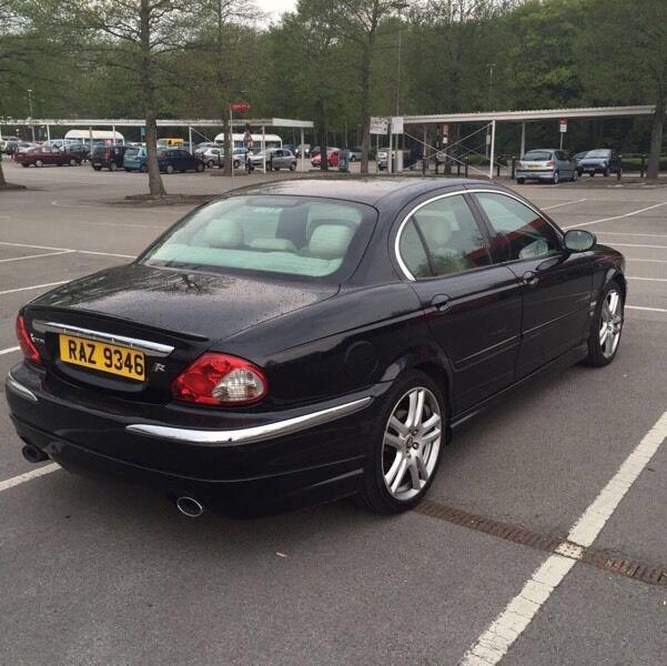 2003 Jaguar X Type Interior: Jaguar X-type, 53 Plate, Diesel, Full Jaguar Body Kit