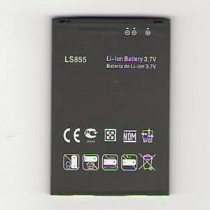 NEW-BATTERY-FOR-LG-LS855-E739-MYTOUCH-T-MOBILE-P970-OPTIMUS-BLACK