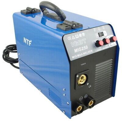 Ipotools 0538 Schutzgas Schweigert Mig-250 Inverter Mig Mag 230v
