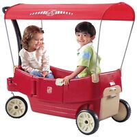Looking For: Step 2 Canopy Wagon