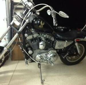 Mint 1990 nearly vintage 1200 Harley
