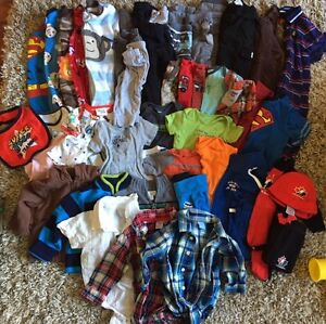 6m Boy Lot - Mostly Carters and Children's Place