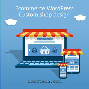 Ecommerce Shop Design Kingston Kingston Area image 3