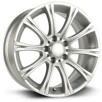 Roues (Mags) RTX OE Hamburg argent 5-120 BMW