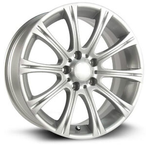 Roues (Mags)  4 saisons RTX OE Hamburg Argent 5-120 BMW