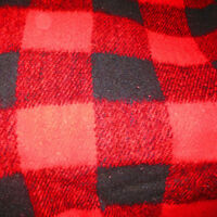 Checkered Blanket