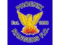 Phoenix Rangers FC looking for children going into year5