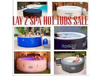 Lay z spa clearance hot tub