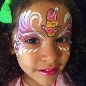 Face Painting / Glitter Tattoos for ONLY $75/hour