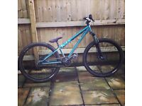 DMR reptoid 2012/13 Mountain Bike / Jump Bike Gone by 2nd september £300