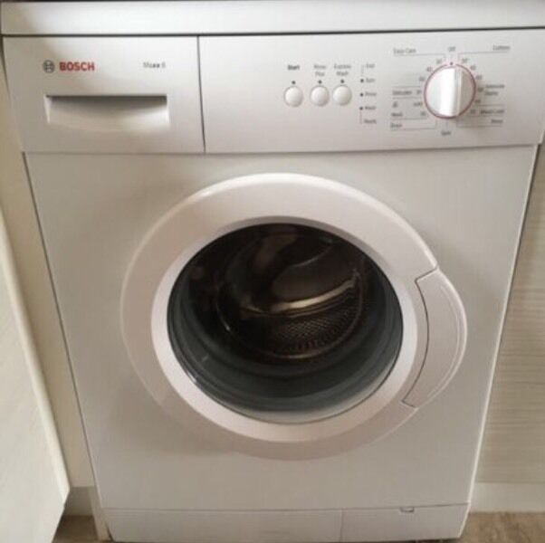 bosch maxx 6 washing machine in hemel hempstead hertfordshire gumtree. Black Bedroom Furniture Sets. Home Design Ideas