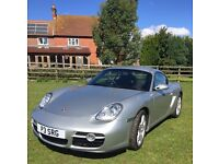 Porsche Cayman 2007 Immaculate. VERY Low mileage