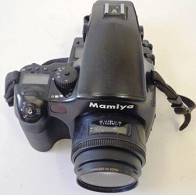 Mamiya 645AFd Medium Format SLR Camera with F2.8 AF Lens and 120/220 Back