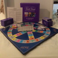 Trivial Pursuit - TV questions edition Game