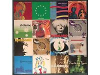 "51 Alternative/Indie/Hip-Hop/Etc. '80s & 90's Vinyl 12"" Singles"