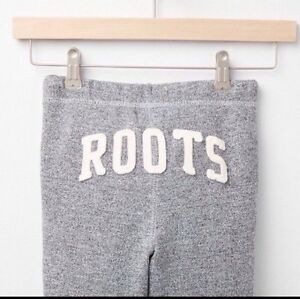 Girls Roots sweatpants  - size 10