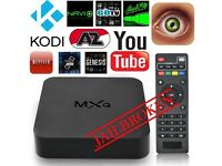 Fully Loaded Service For MXQ Box