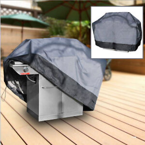 "Premium Waterproof Barbeque BBQ Grill Cover Small 44"" Lengt…217"